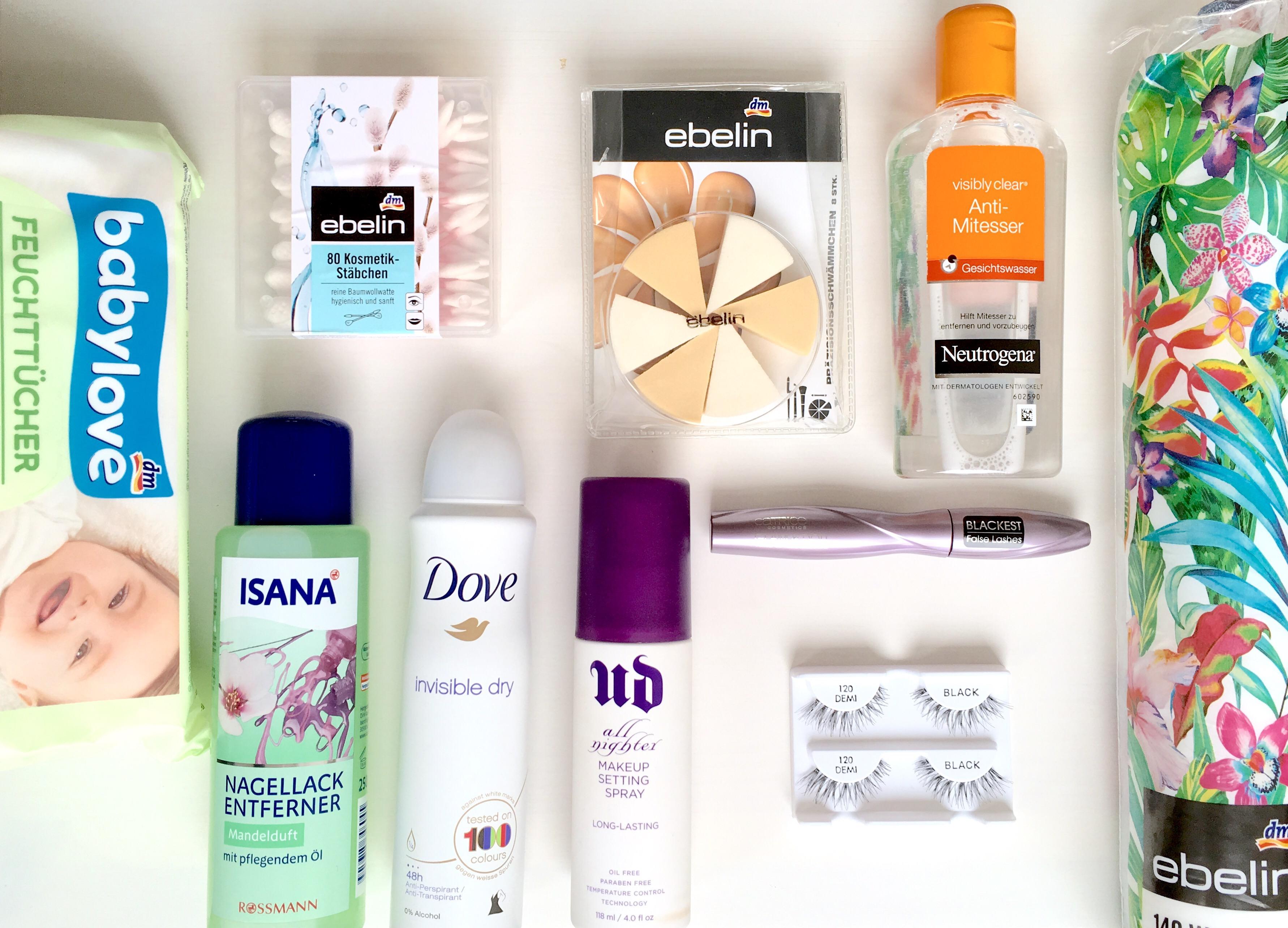 10 Produkte, die ich immer wieder nachkaufen werde