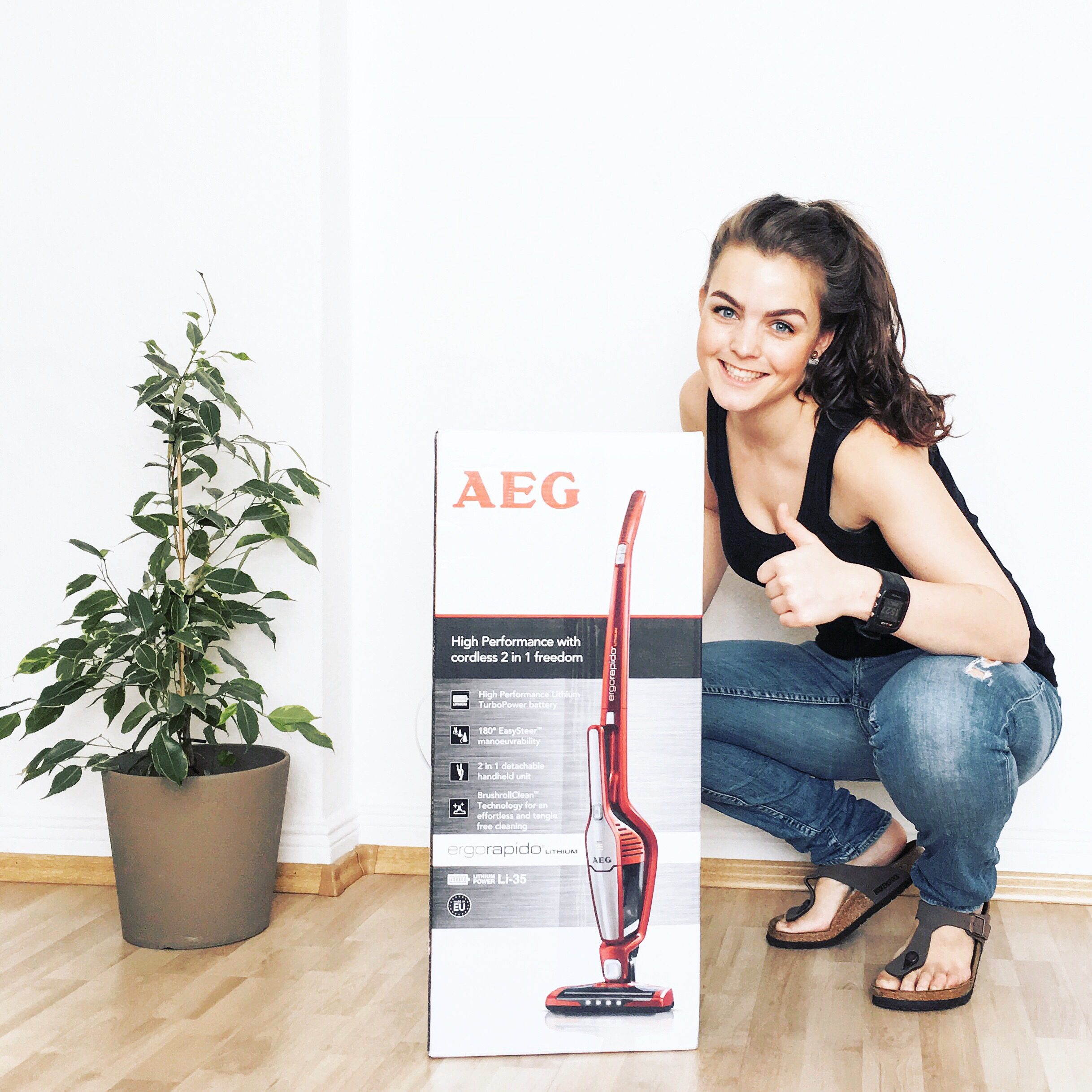 Produkttest: AEG Ergorapido AG35POWER