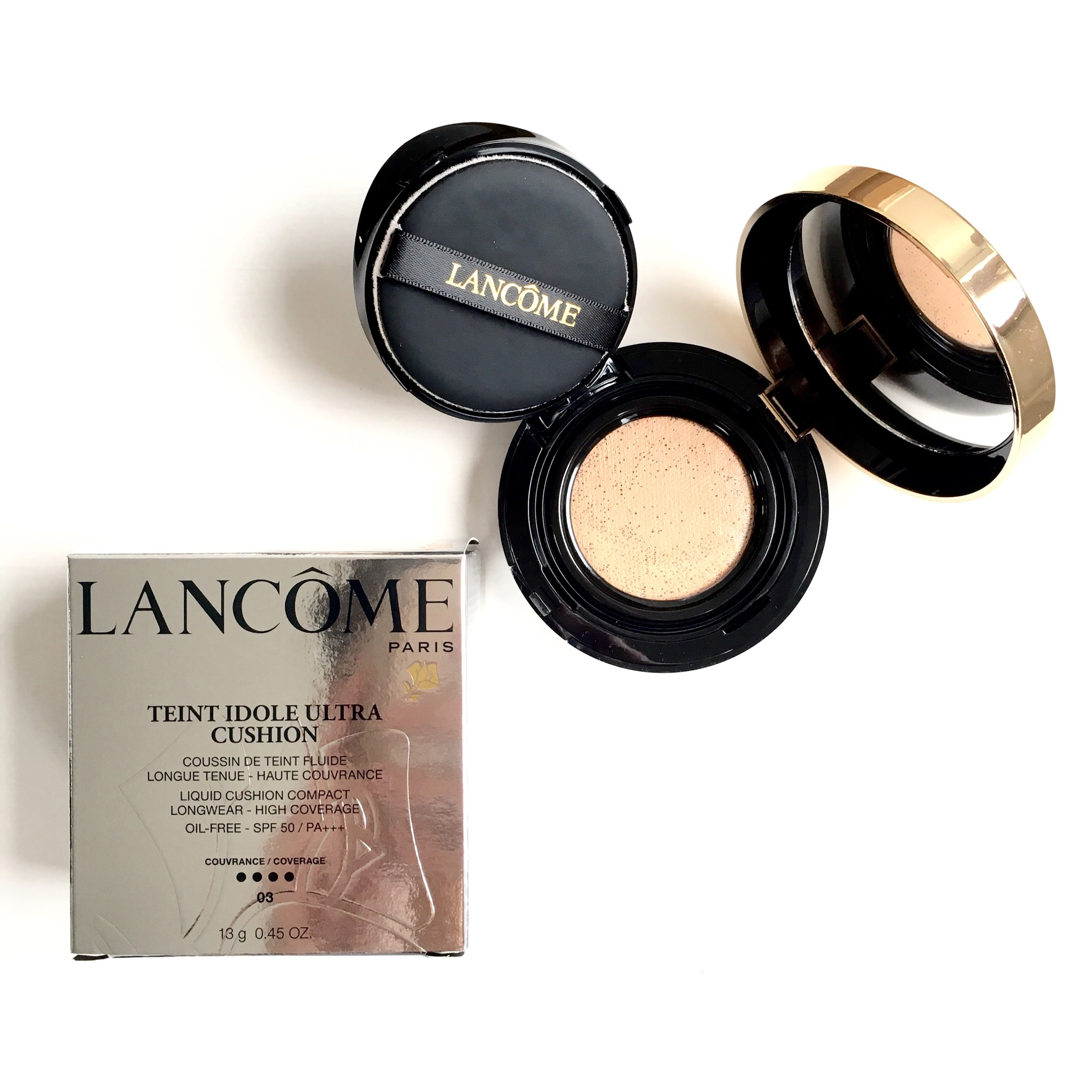 Produkttest: Lancôme Make-Up Set