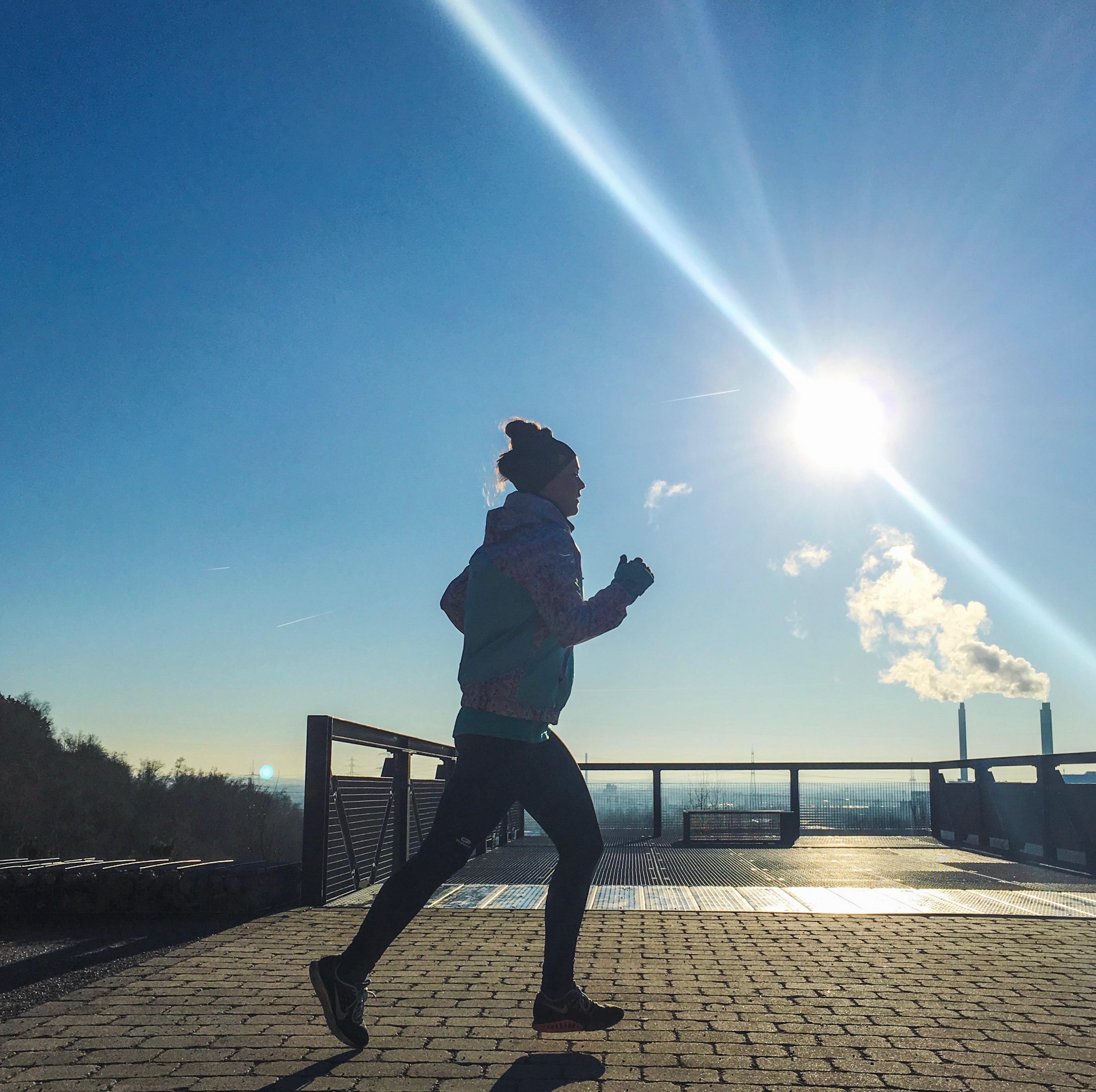 Laufen im Winter – viel zu kalt?!