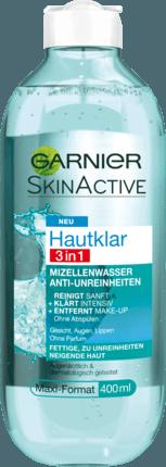 Garnier Hautklar Mizellenwasser 3in1