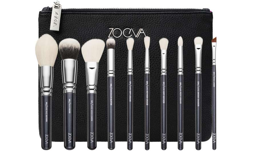 Zoeva Luxe Prime Set Pinselset