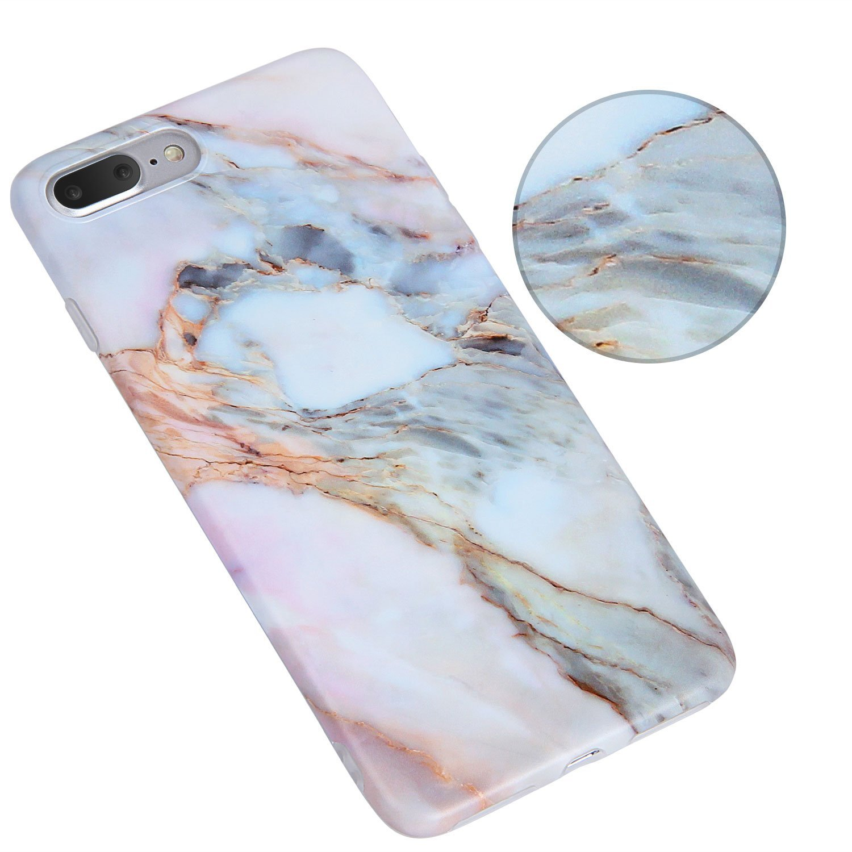 iPhone 8 Plus Hülle Marmor